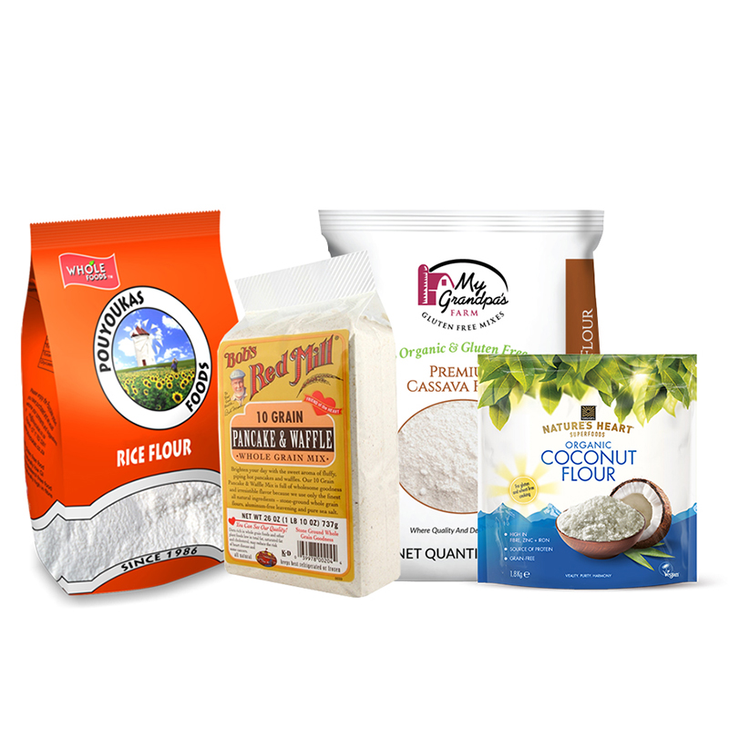 GRAIN/FLOUR PACKAGING