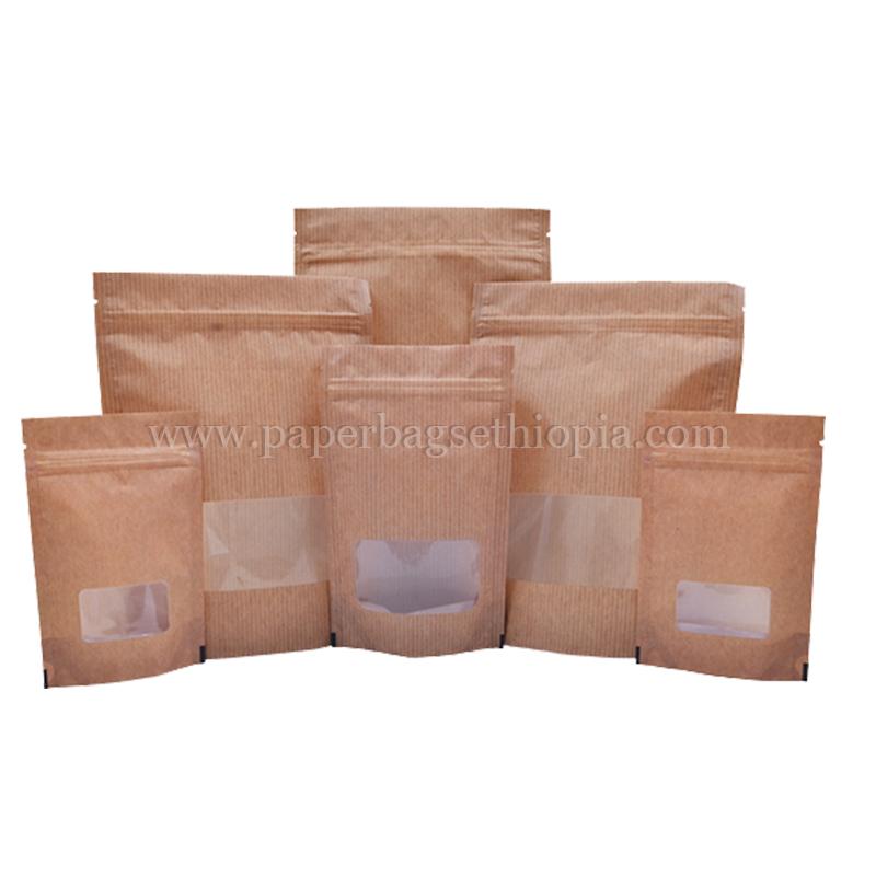 KRAFT LOOK BAGS