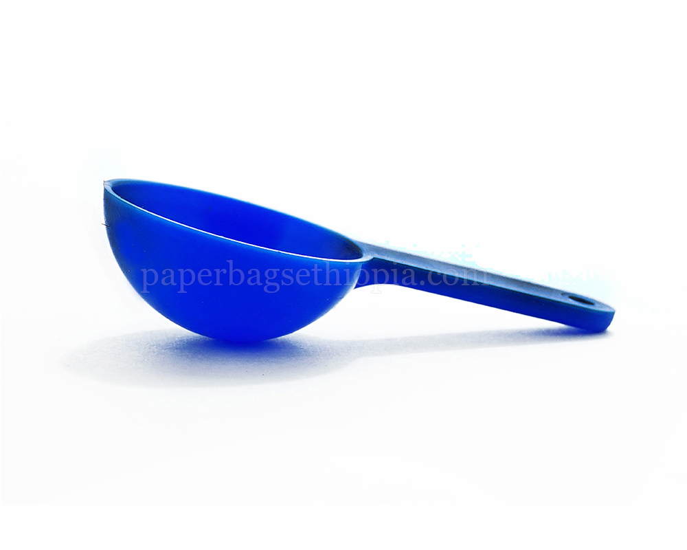 5 ML Blue Measuring Scoops