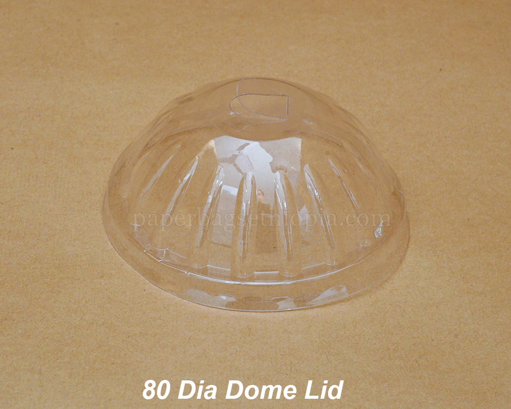 80 Dia Dome Lid