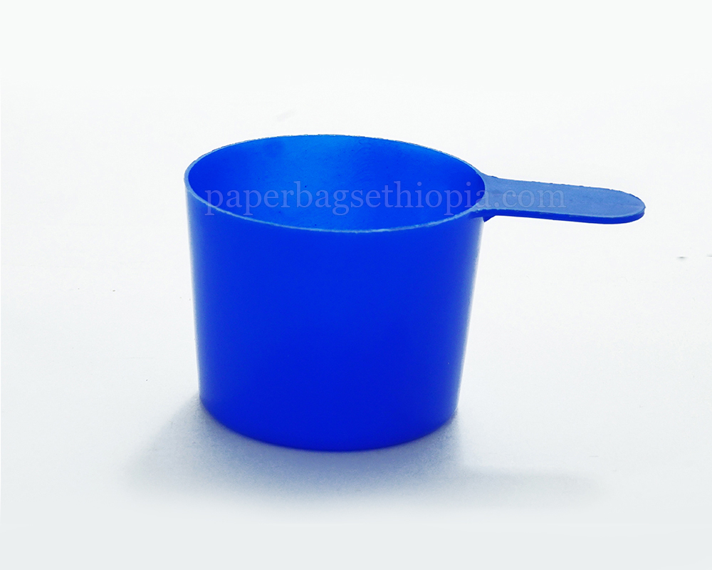 80 ML Blue Measuring Scoops