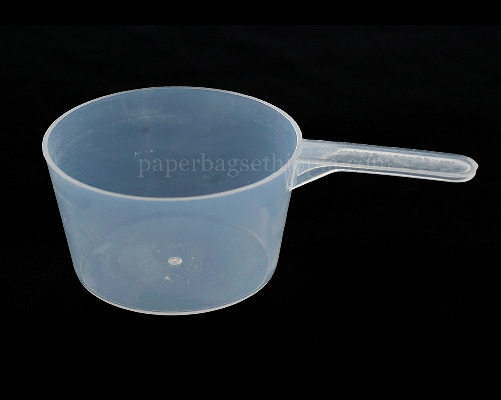 80 ML Clear Measuring Scoops