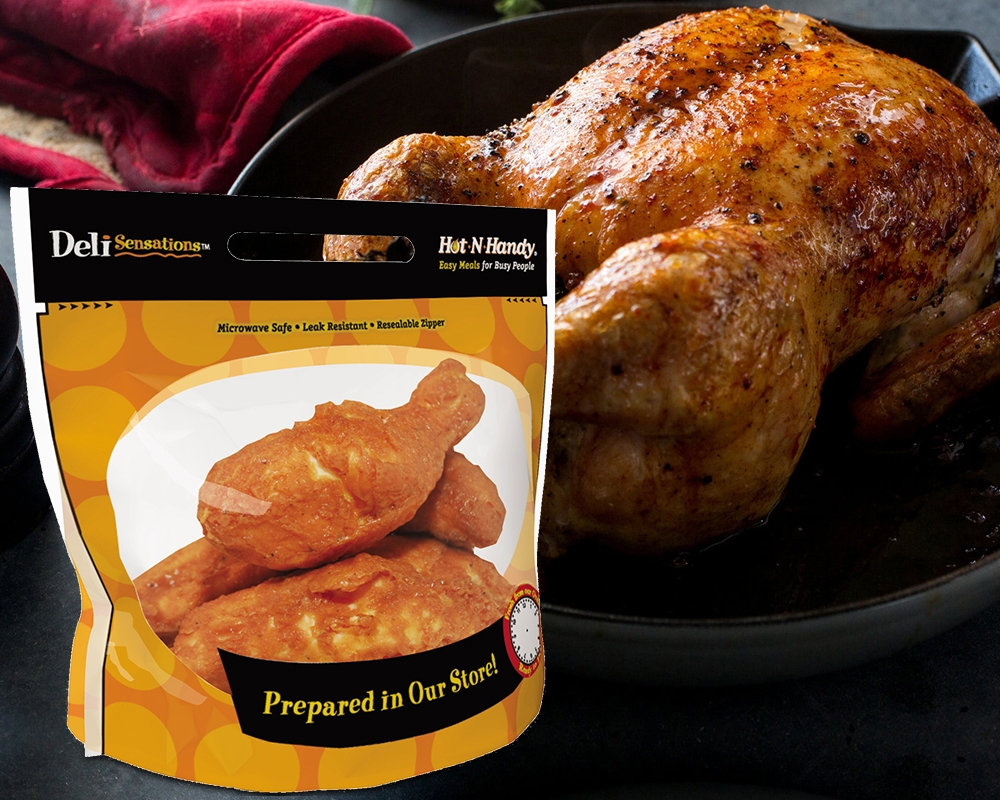 Chicken Packaging Bags