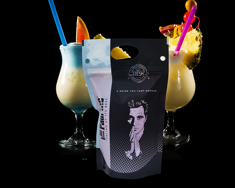 Cocktail Packaging