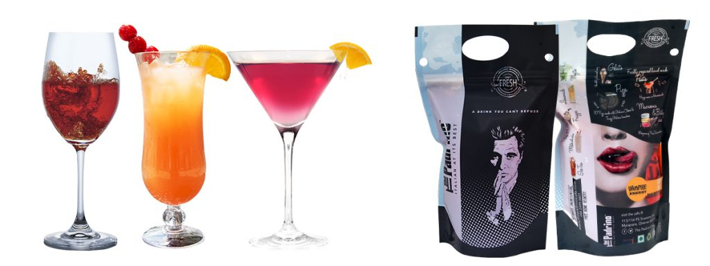 Cocktail Packaging 1