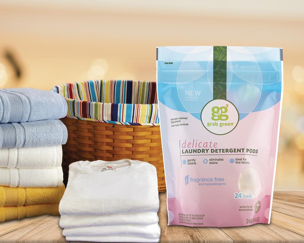 Cleaner Packaging