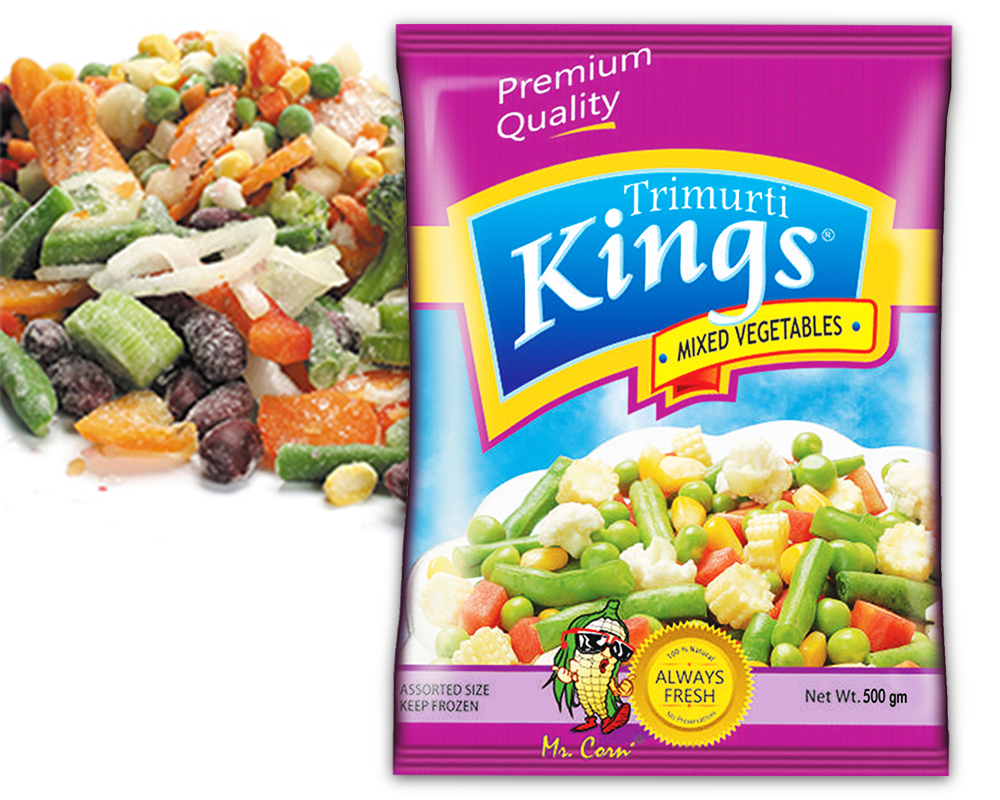 Frozen Food Package