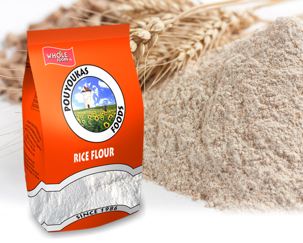 Rice Flour Packaging