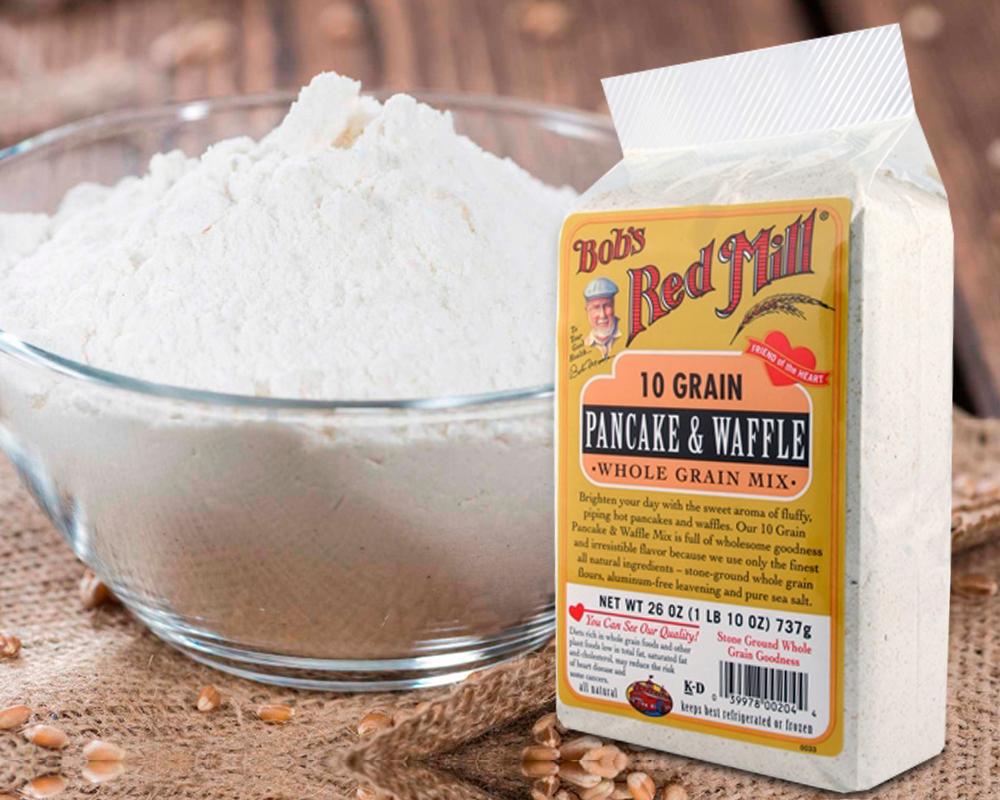 Grain Flour Packaging