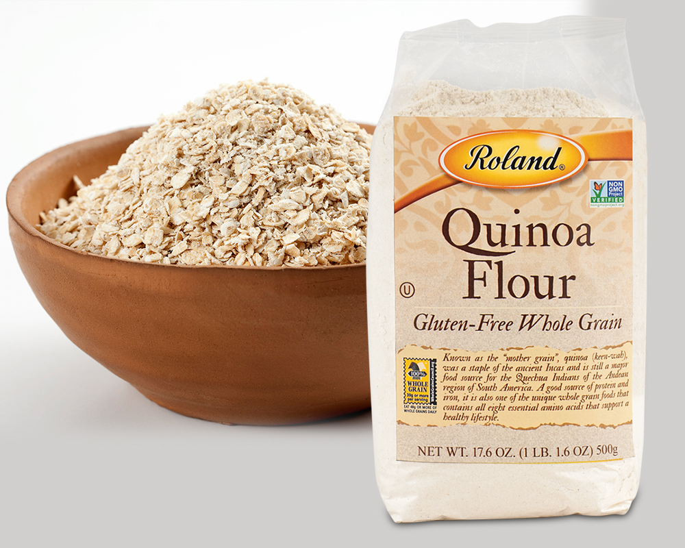 Quinoa Flour Packaging
