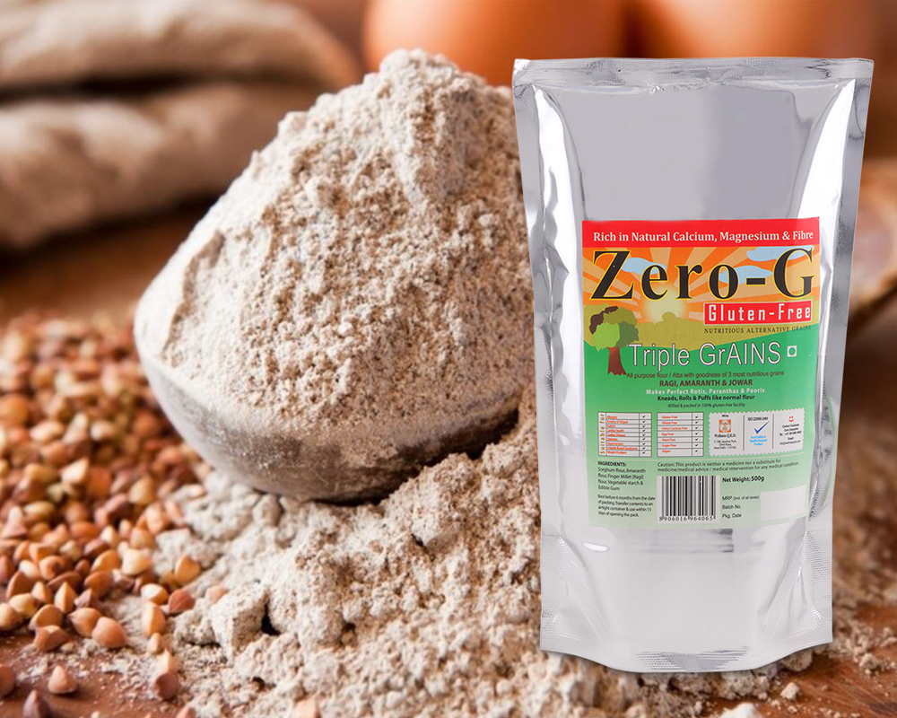 Grain Flour Packing