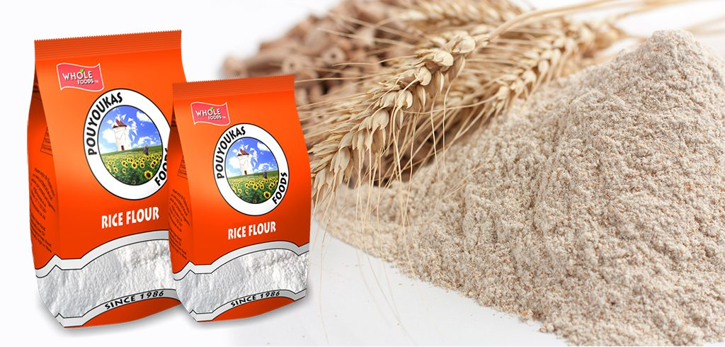 Grain Flour Packaging
