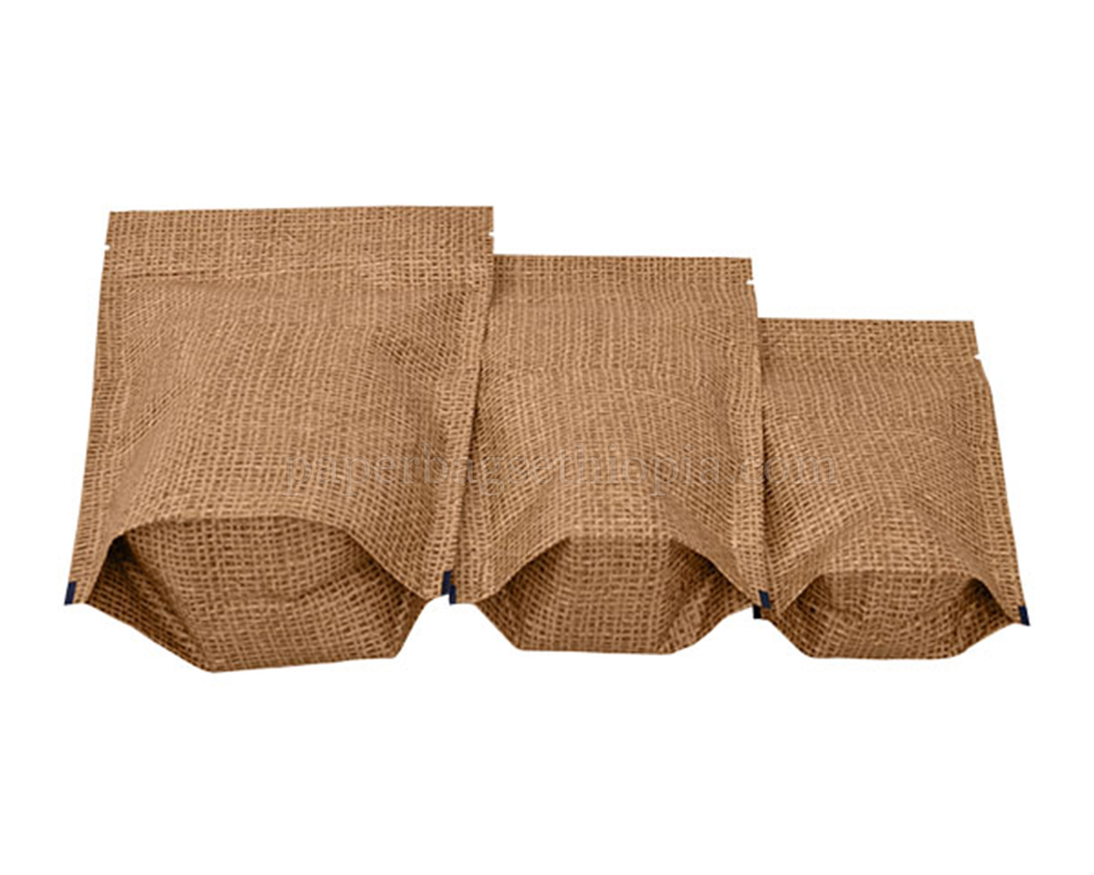 Jute Look High Barrier Bags