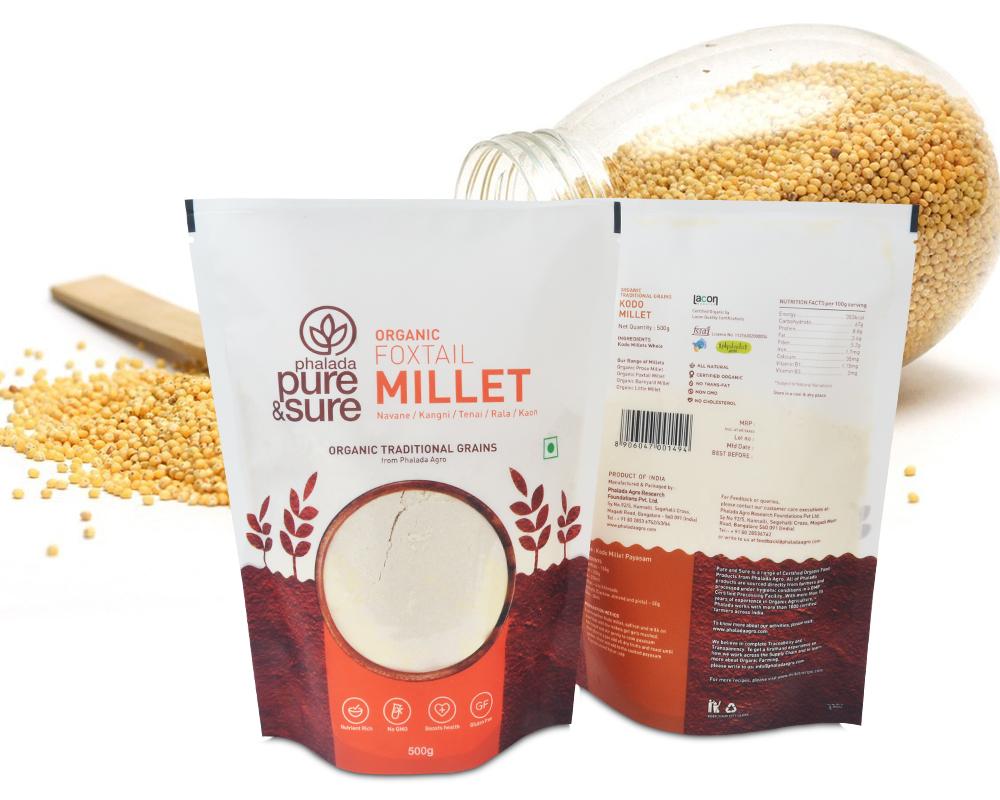 Organic Foods Packaging