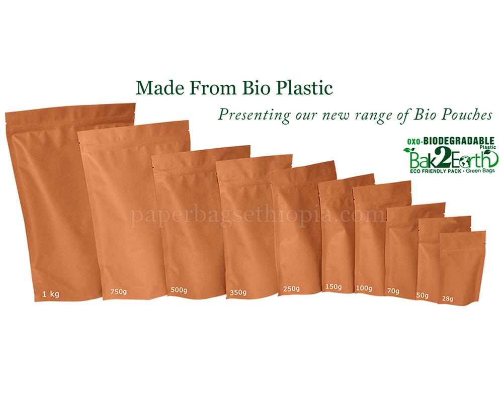 Biodegradable Bags