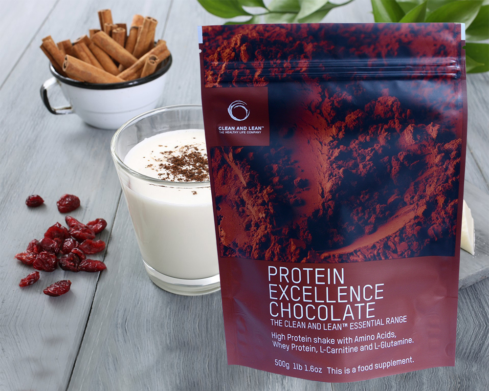 Protein Shake Packaging
