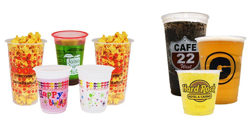 Plastic Cups 1