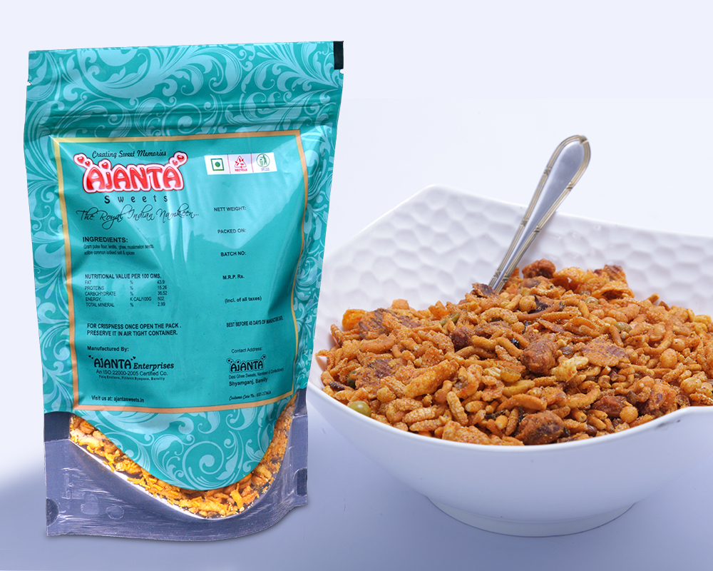 Namkeen Farsan Packaging