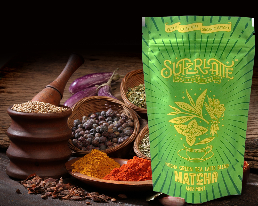 Chicken spices packaging