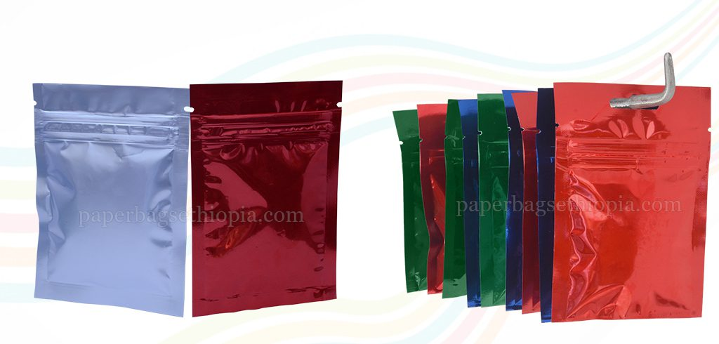 Three Side Seal Bags 1