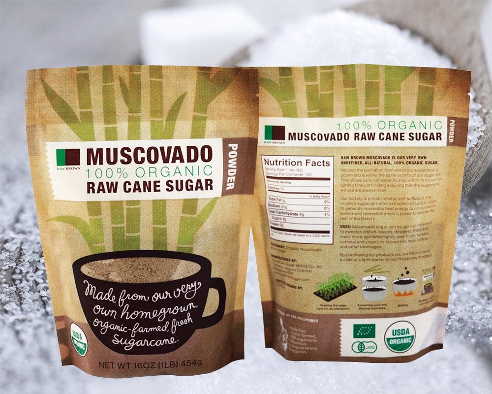 Brown Sugar Packaging
