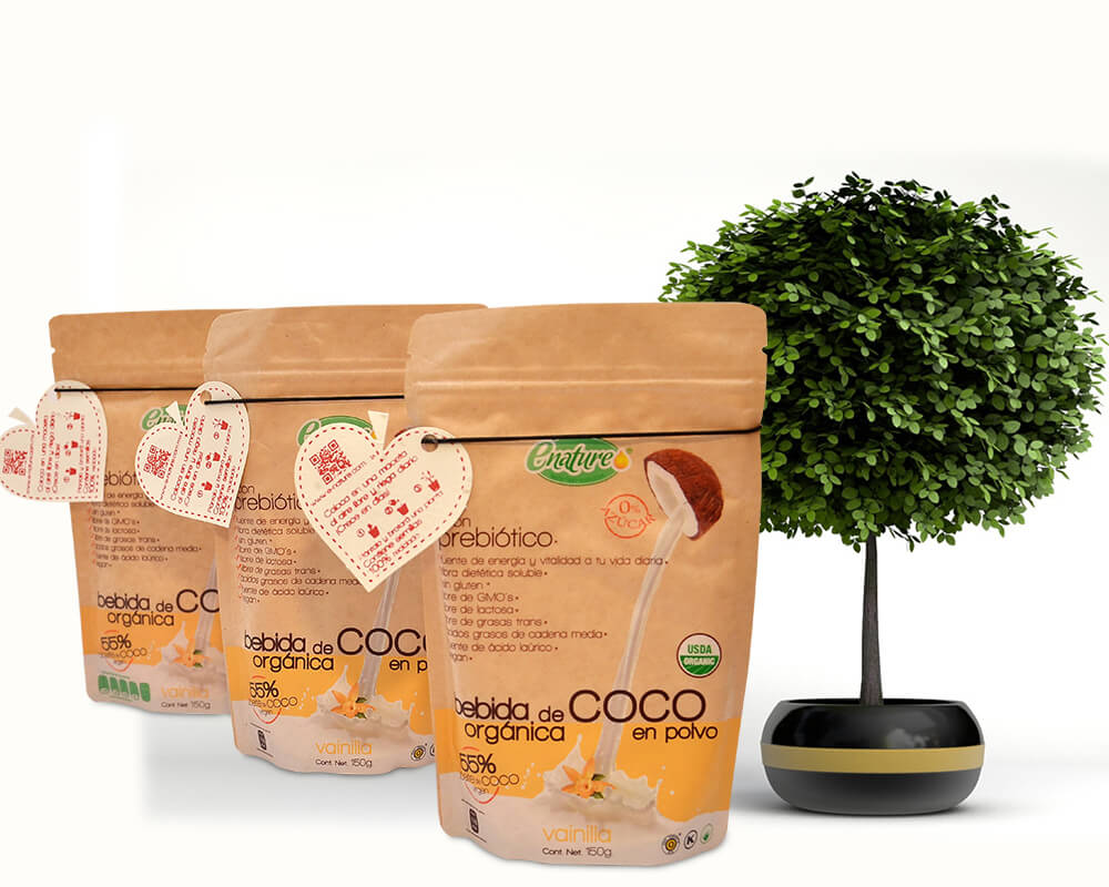 CUSTOM BIODEGRADABLE PACKAGES