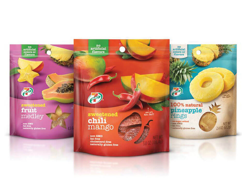 DRY FRUIT PACKAGING