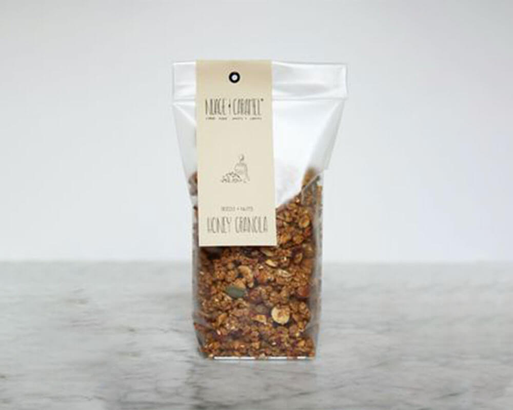 GRANOLA PACKAGING